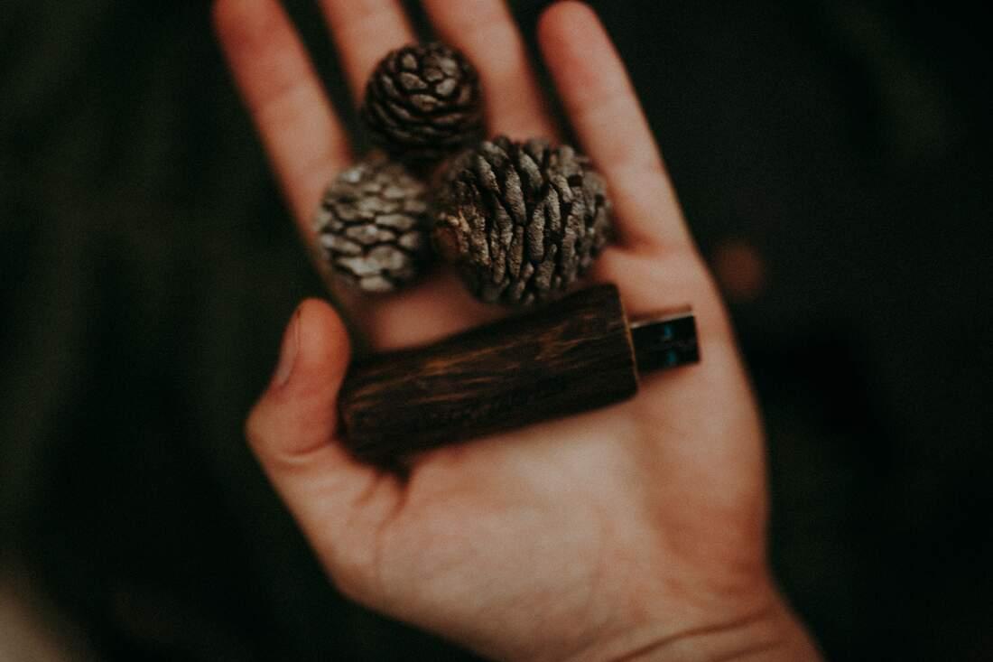 Wasze zdjęcia otoczone zapachem lasu.. ;)